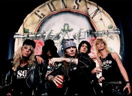 Guns And Roses - are the gunners doing a reunion tour yell magazine