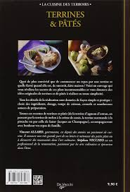 la cuisine de vincent terrines pâtés amazon co uk vincent allard stéphan vecchio