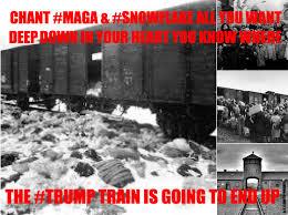 Train Meme - ah mephistophelis meme end of the line for the trump train