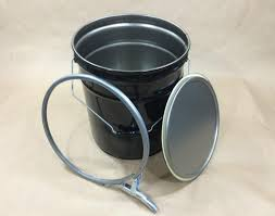 steel pails for precious metals scrap collection yankee