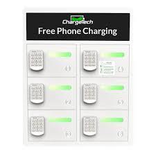 amazon com secure cell phone charging station locker w 6 digital
