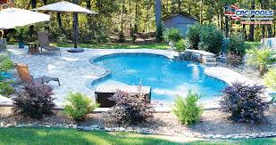 install your lincolnton concrete swimming pool with carolina pool