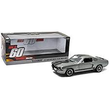 amazon com greenlight gone in 60 seconds 2000 1967 ford mustang