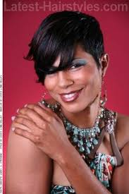 hair styles for black women with square faces on pinterest 20 smokin red hairstyles for african american hair african