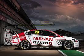 Nissan Altima V8 - nissan enhances fan activations supercars