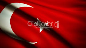 Turkey National Flag Waving Flag Turkey Punchy Royalty Free Video And Stock Footage