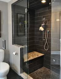 26 perfect ways to use black bathroom tiles in interior design