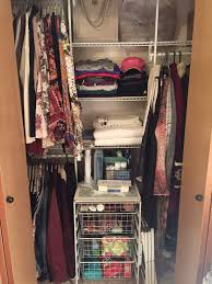 how to organize your closet from a true fashion fanatic