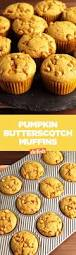 Pumpkin Food by Pumpkin Butterscotch Muffins