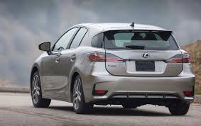 lexus ct hybrid vs audi a3 tdi lexus announces updated 2018 ct 200h hatchback lexus enthusiast