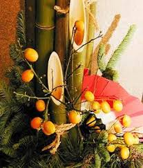Japanese New Year Bamboo Decoration by Japanese New Year Traditions All Things Japan Pinterest