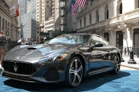 maserati usa price 2018 maserati granturismo debuts with subtly refreshed face