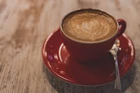 cappuccino red cup cappuccino free stock photo negativespace
