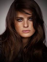 hairstyles for brown hair and blue eyes dark brown hair color blue eyes best hair color for ethnic hair
