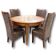 coffee tables ideas round woven seagrass table dark havana 102