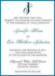 Marriage Invitation Wording Sample Wedding Invitation Wording The Wedding Specialiststhe