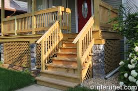 diy wooden porch handrail ideas wood railing and wooden porch