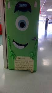 Frankenstein Door Decoration The 25 Best Monster Door Decoration Ideas On Pinterest Monster