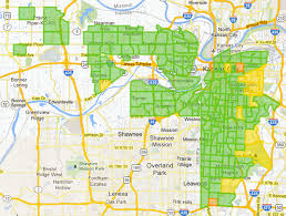 Zip Code Map Missouri by Apartments Condos With Google Fiber Kansas City Independence