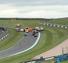 terrifying moment teen f4 driver ploughs into back of stationary