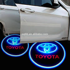 Custom Car Lights Auto Parts China Manufacturer Car Logo Shadow Door Light