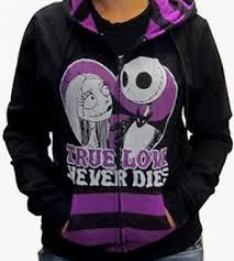 nightmare before true hoodie from http www
