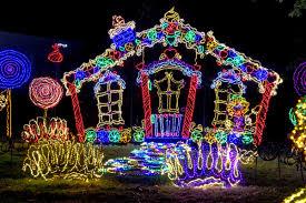 garden of lights hours rock city s enchanted garden of lights