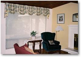 Solid Color Valances For Windows Blind Alley Casual Window Treatments Portfolio