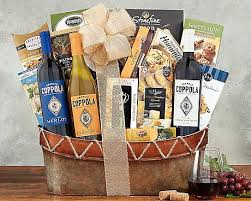 Country Wine Basket 9 Best New Collection California Classic Gift Baskets Images On