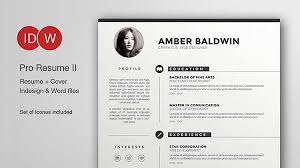 girly feminine resume template on word 15 microsoft word resume templates and cover letters