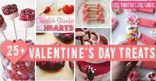 valentines day for 25 s day treats to make with your kids diy projects