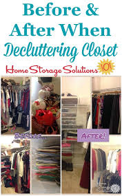How To Declutter Your Home by How To Declutter Closet Shelves U0026 Drawers