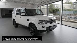land rover discovery 4 2016 2016 land rover discovery 4 graphite sdv6 youtube