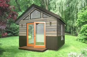 She Shed Kit Prefab Modern Sheds And Backyard Studios Studio Shed