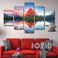 5 pieces modern canvas painting wall art the picture for home