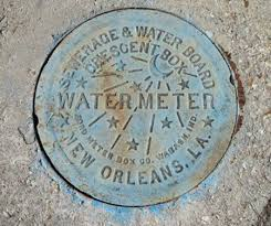 new orleans water meter necklace second place new orleans water cover waterworld