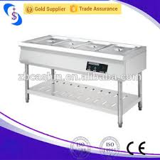 electric buffet server warming food serving tray for restaurant