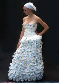 Unusual Wedding Dresses Week 6 Unusual Wedding Dresses Creative Thinking