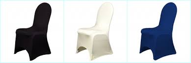 banquet chair covers stretch chair covers for weddings and banquet receptions