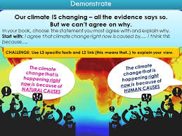 Challenge Causes Climate Change Causes Aqa New Spec Gcse Geography By