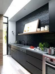 cuisine noir mat cuisine noir mat ikea best cuisine noir et blanc et bois gallery