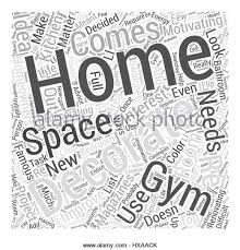 Decorating Home Gym Decorating Home Gym Word Cloud Stock Photos U0026 Decorating Home Gym