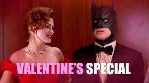 valentine u0027s special batman in romantic movies youtube