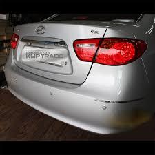 2007 hyundai elantra tail light bulb oem genuine parts rear led tail light l rh outside for hyundai 07