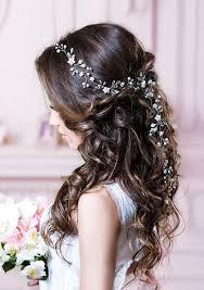 flowers for hair white flowers for hair wedding bridal hair vine hair vine
