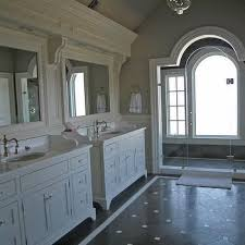 master bathrooms designs master bathroom wainscoting design ideas