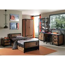 chambre bébé complete but chambre enfant complet chambre complate enfant 5p alex marron
