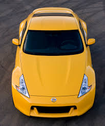 nissan 370z yellow edition 2010 nissan 370z coupe