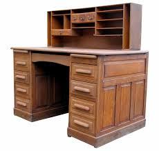 bureau ancien en bois meuble rangement bureau bois bureau sympa eyebuy