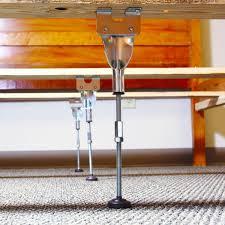 Adjustable Center Leg Bed Frame Support Amazing Bed Frame Supports 3 View A Larger Image Of Adjustable